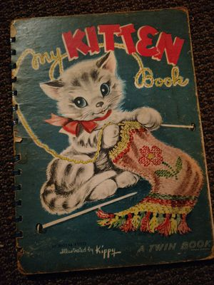 Vintage twin book my kitten my puppy for Sale in Tacoma, WA