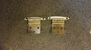 Kitchen cabinet hinges for Sale in Rock Hill, SC