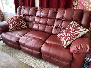 Recliner Sofa Couch & Recliner Chair for Sale in Medford, MA
