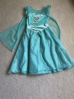 Elsa Halloween dress for Sale in Naperville, IL
