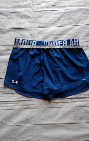 Beautiful Under Armour Shorts , women's size SM ( excellent condition ) for Sale in Frederick, MD