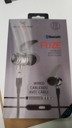 Fuze bluetooth headphones for Sale in Silver Spring, MD