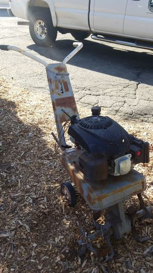 Rototiller for Sale in Escondido, CA