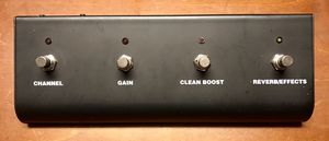 Randall Guitar Amp Foot Switch for Sale in Ottumwa, IA