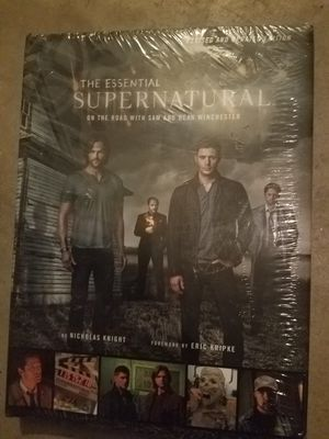 Supernatural book revised and updated Edition for Sale in West Covina, CA