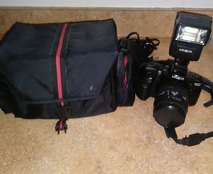 Konika Minolta Double Camera Package with Carrying Cases⭐MAKE AN OFFER⭐ for Sale in Miami, FL