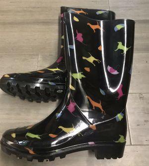 Rain boots sz 10 for Sale in Groton, MA
