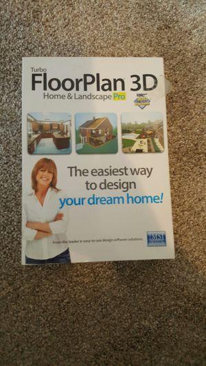 Floorplan 3D Software program for Sale in Gerrardstown, WV
