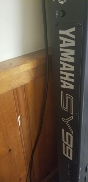 Yamaha sy99 for Sale in Falls Church, VA