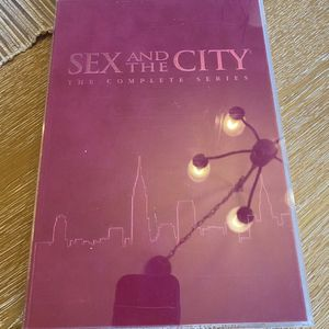 Sex And The City DVD Set for Sale in Olympia, WA