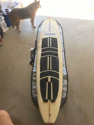 9'6 Bruce Jones Longboard Surfboard for Sale in Rancho Cucamonga, CA