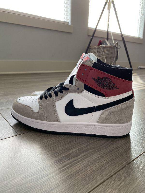 Nike air Jordan 1 retro smoked grey