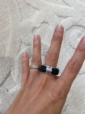 Man Armani ring for Sale in Addison, IL