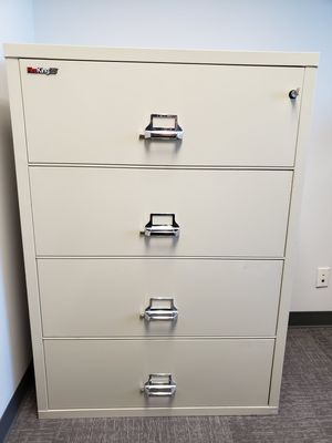 FireKing Lateral File Cabinets -2 for Sale in Irving, TX