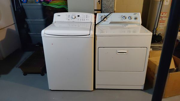 Oasis washer / whirlpool dryer *for parts*