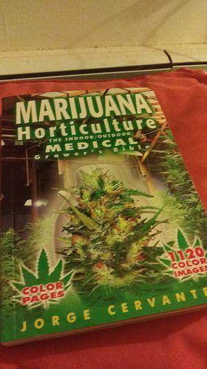 Marihuana book for Sale in Brookline, MA