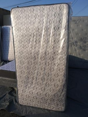 Twin size SUPREME ORTHOPEDIC MATTRESS only for Sale in La Verne, CA