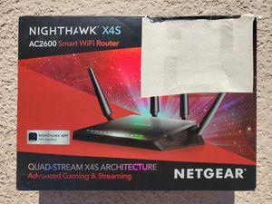 $150 NETGEAR NIGHTHAWK AC2600 ROUTER for Sale in Las Vegas, NV