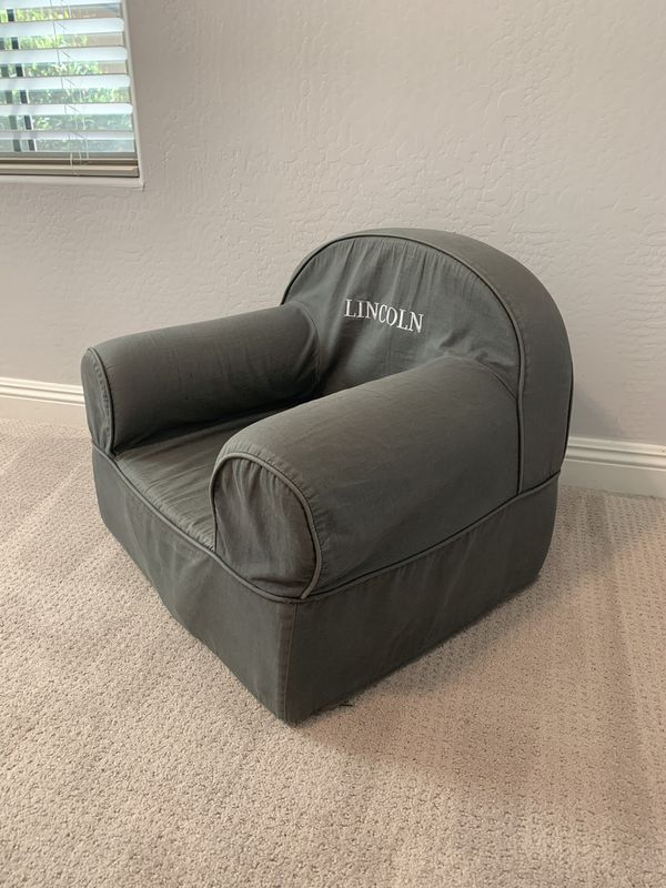 Pottery Barn Kids personalized chair