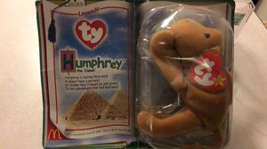 ty Humphrey the Camel beanie baby 2000 for Sale in Columbia, MO