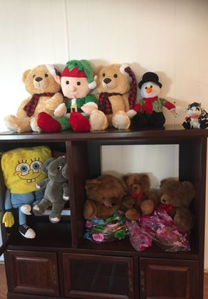 Christmas Stuffed Animals new for Sale in Los Angeles, CA