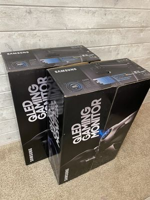 """Samsung C32HG70 32"""" HDR QLED Curved Gaming Monitor for Sale in Vancouver, WA"""