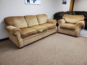 Flexsteel Couch and Chair set for Sale in Denver, CO