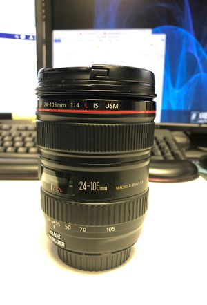 Canon 25-105mm F/4.0 L IS for Sale in Dunwoody, GA