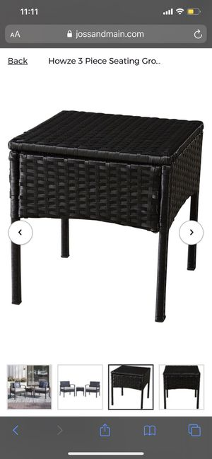 Outdoor patio furniture for Sale in New York, NY