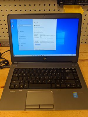 HP 640 G1 for Sale in Irving, TX