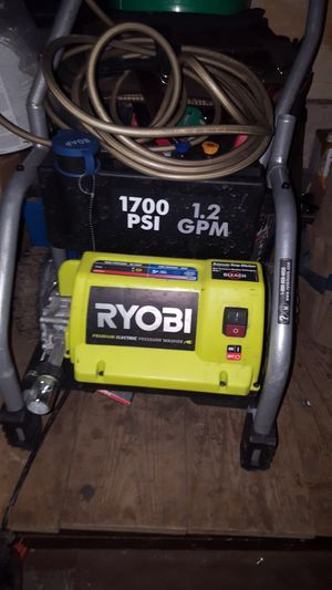Ryobi Pressure Washer for Sale in Des Moines, IA