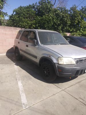 Honda crv 2001 for Sale in E RNCHO DMNGZ, CA