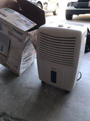 Haier Haier 32-Pint Dehumidifier DM32EK-L for Sale in Perris, CA