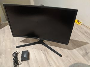 """Samsung C24FG73FQN 23.5"""" Curved FHD 1080p 1ms 144Hz FreeSync G-Sync Monitor for Sale in Union City, CA"""