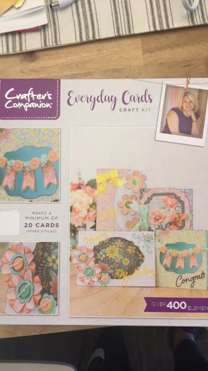 Crafter's Companion Card Making Kits for Sale in Fallbrook, CA