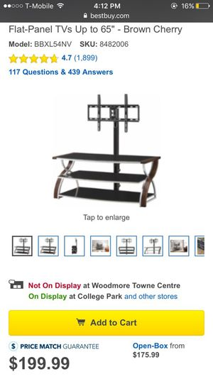 Tv stand, coffe and end tables for Sale in Washington, DC