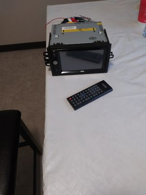 Jensen dvd player cd bluetooth for Sale in Pawtucket, RI