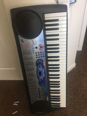 Casio keyboard for Sale in Stockton, CA