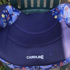 Navy Blue Booster car seat for kids ! for Sale in Signal Hill, CA