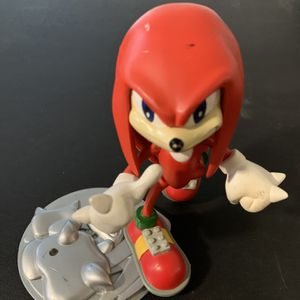 1999 Resaurus Sonic KNUCKLES Rare Action Figure for Sale in Lilburn, GA