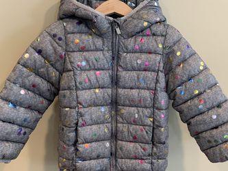 Gap Winter Puffer Toddler Girls 4T for Sale in Burbank,  CA