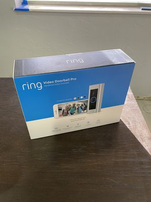 Ring Video Doorbell PRO for Sale in Hollywood, FL