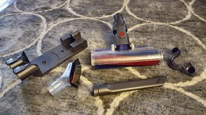 Dyson replacement roller head, attachments, and wall mount for Sale in Glendale, AZ