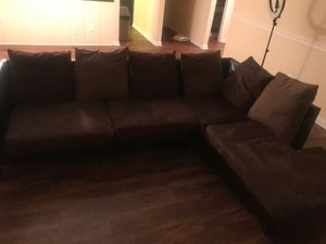Sectional couch for Sale in Brandon, FL