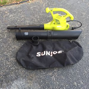 Electric Blower for Sale in Riverside, CA