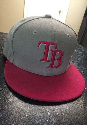 Tampa bay rays pink and grey hat for Sale in Tampa, FL
