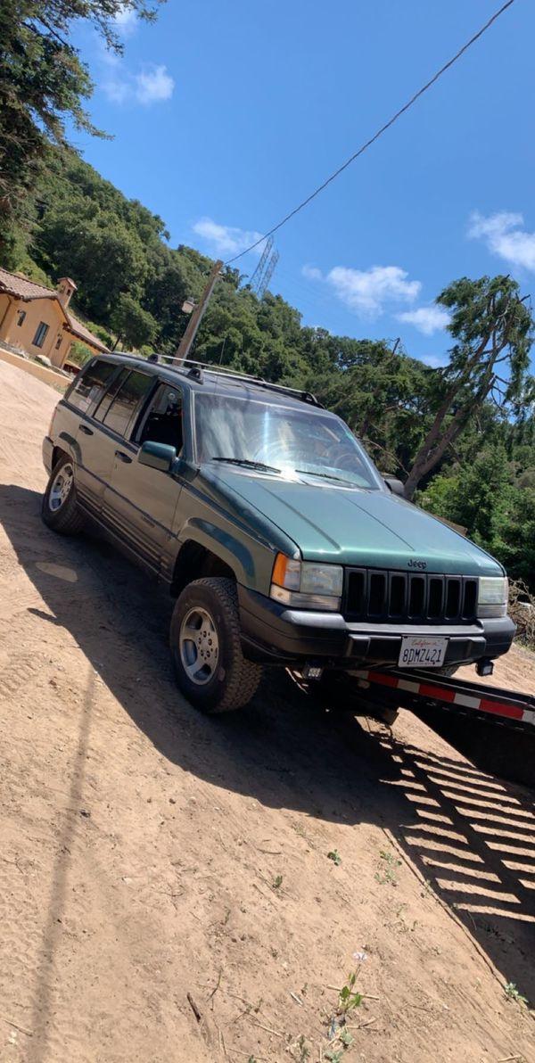 1997 Jeep Grand Cherokee Laredo Zj 4x4