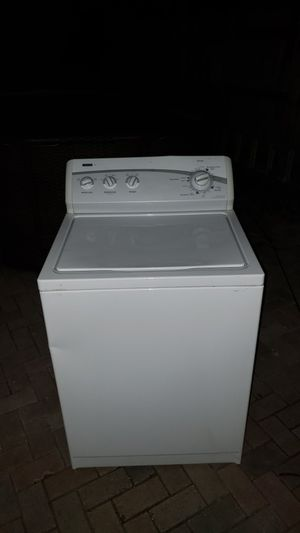 washer Kenmore for Sale in Pompano Beach, FL