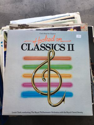 Hooked on classics II Vinyl record 12 inch for Sale in Las Vegas, NV