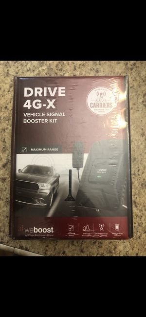 Signal booster for Sale in Midland, TX